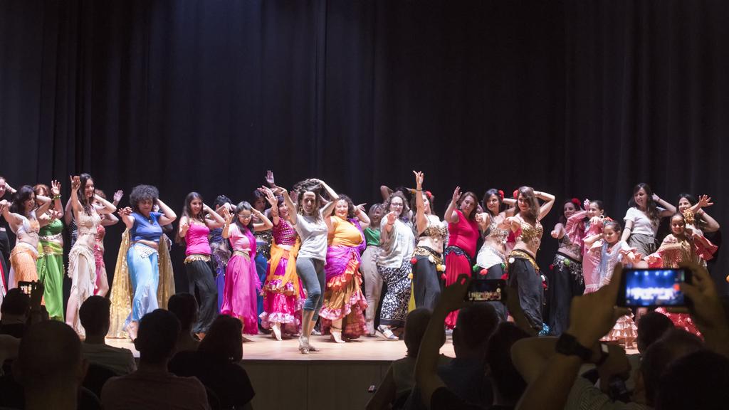 academia danza del vientre madrid 5
