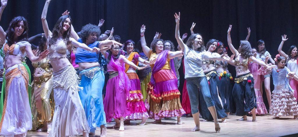 Festival danza Madrid Fin de curso Safrán 2019