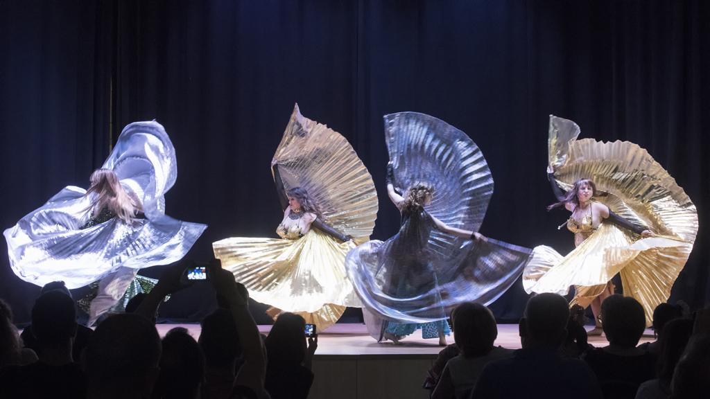 aprender danza oriental alas de isis madrid 3