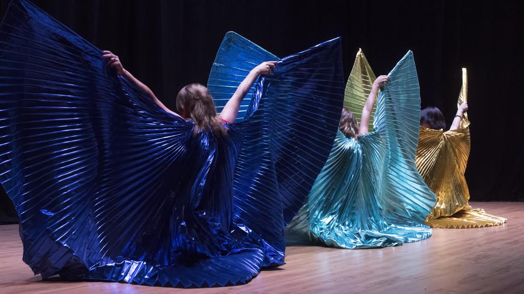 aprender danza oriental alas de isis madrid 4