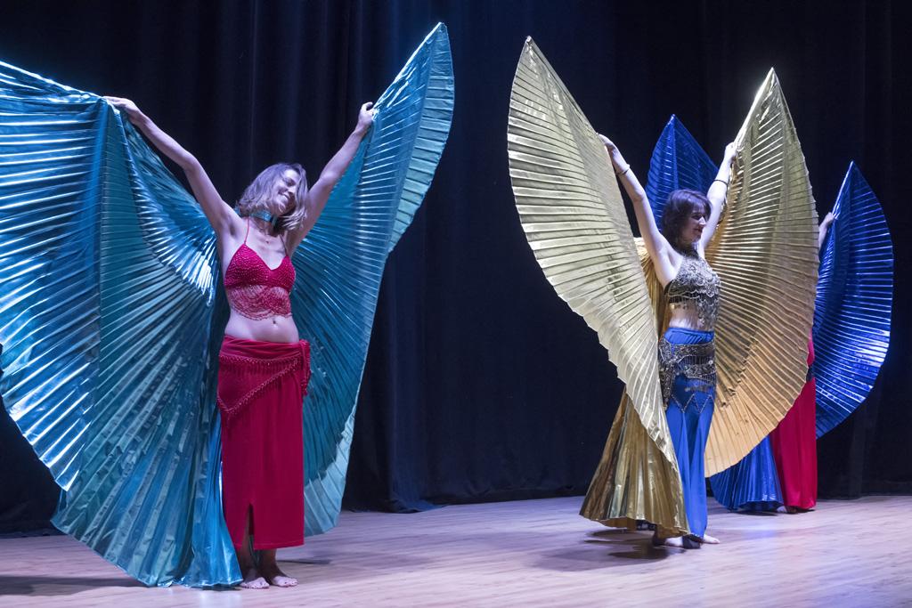 aprender danza oriental alas de isis madrid 9