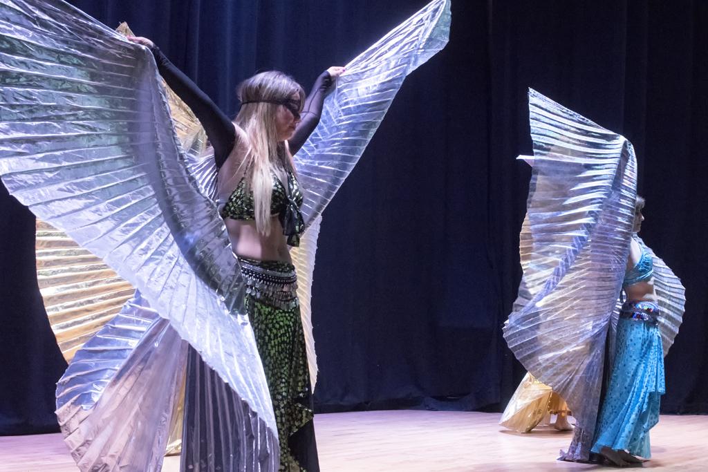 aprender danza oriental alas de isis madrid