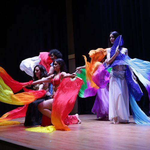 clases danza del vientre madrid
