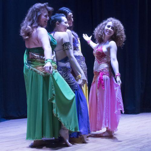 clases danza del vientre principiantes madrid iniciación 1