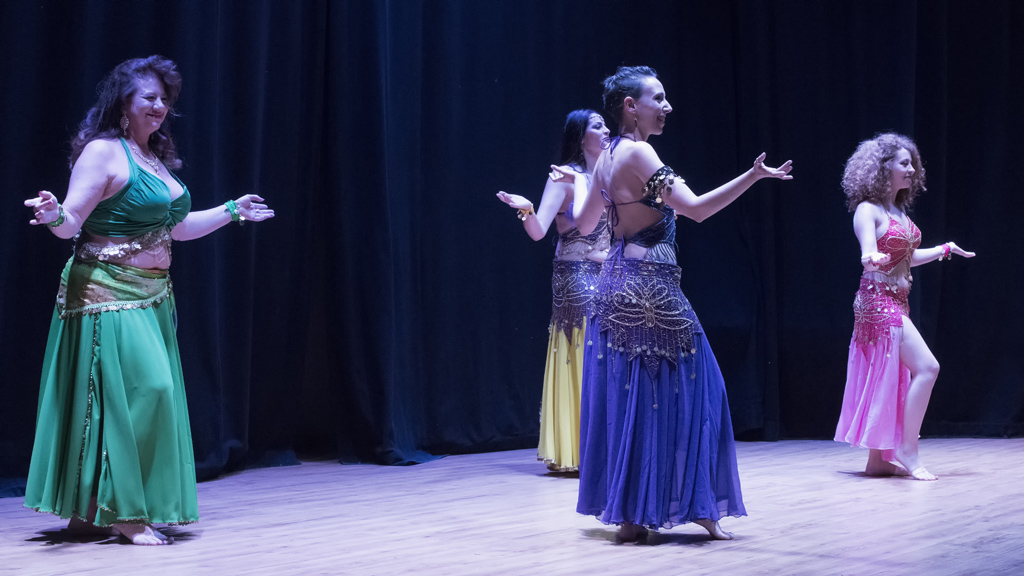 clases danza del vientre principiantes madrid iniciación 2