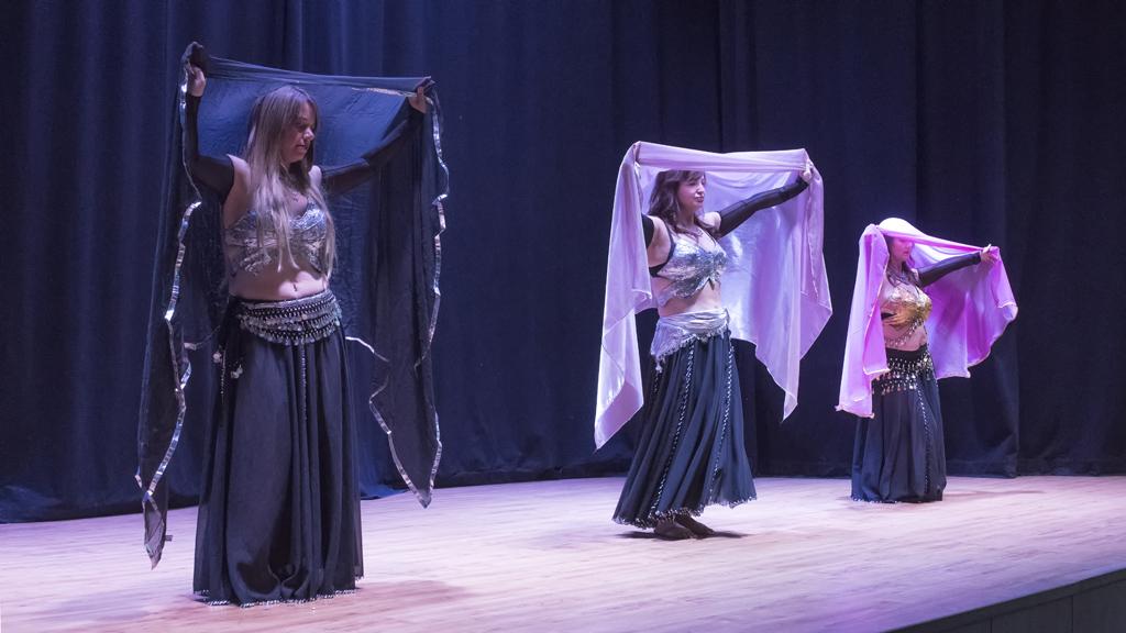 clases danza del vientre velo madrid 1