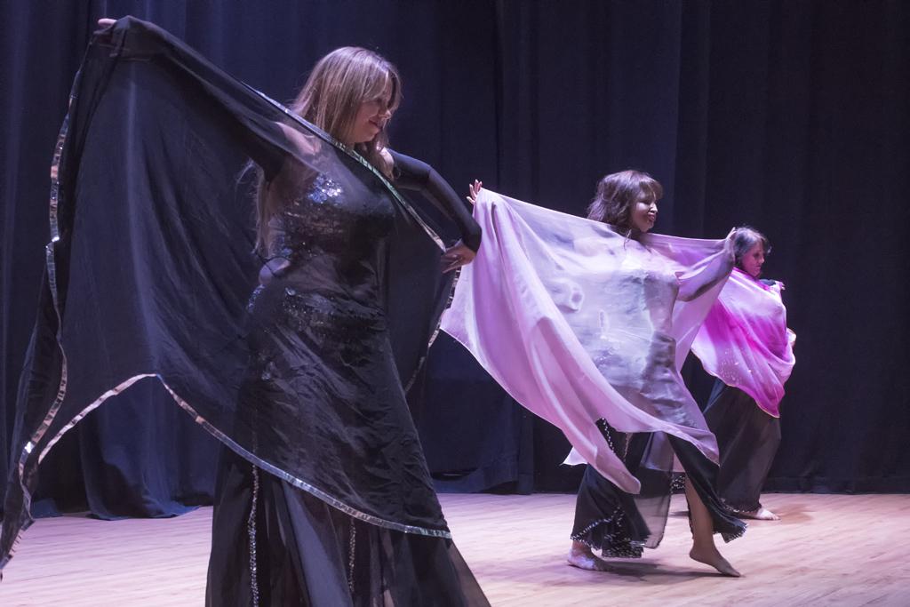 clases danza del vientre velo madrid 4
