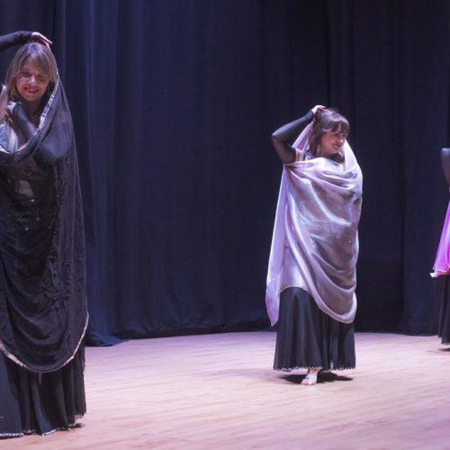 clases danza del vientre velo madrid 5