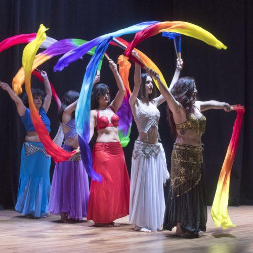 danza del vientre madrid abanicos 1