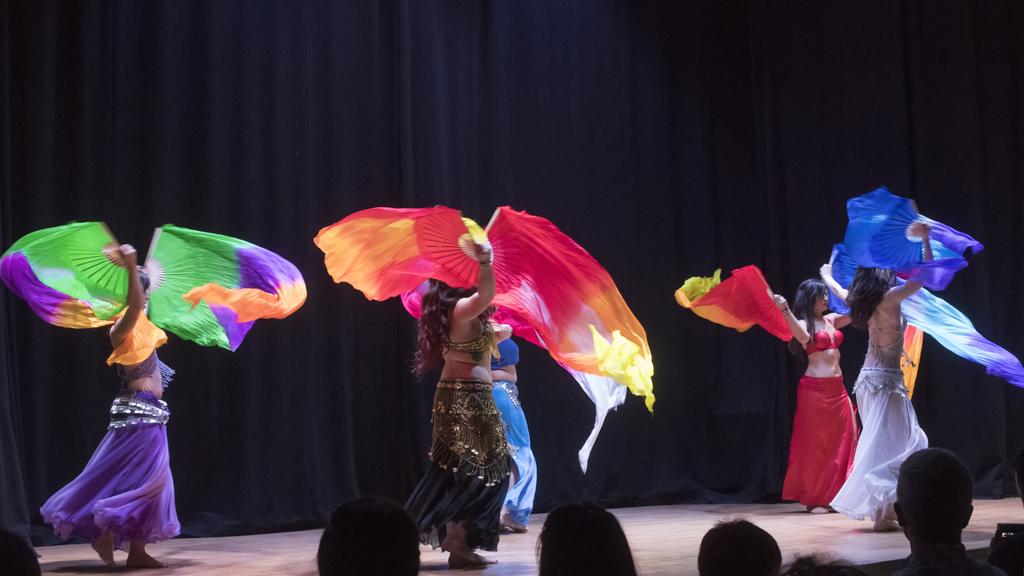 danza del vientre madrid abanicos 2