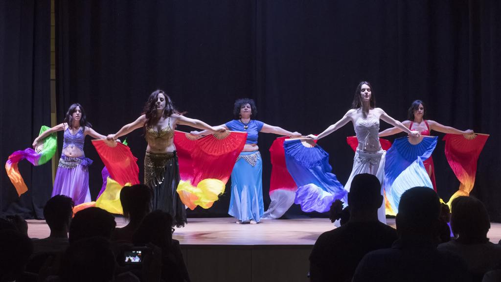 danza del vientre madrid abanicos 3