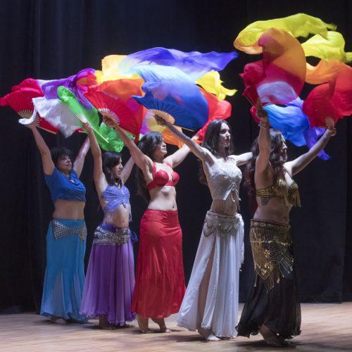 danza del vientre madrid abanicos 4