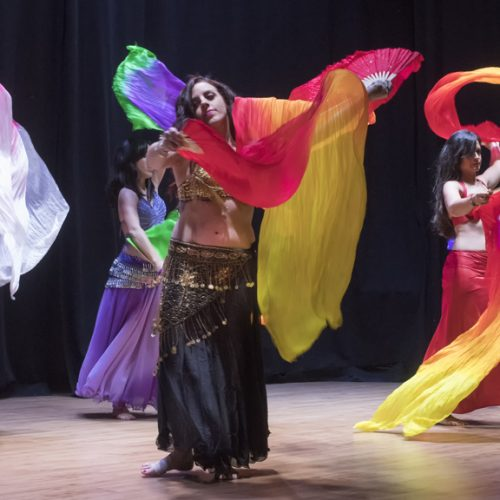 danza del vientre madrid abanicos 5
