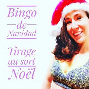 Navidad bingo danza