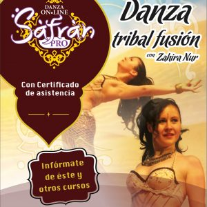 Danza tribal online madrid