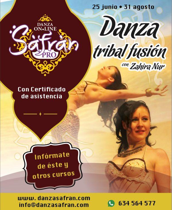 Danza tribal online madrid