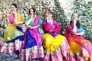 Bollywood madrid online curso danza